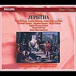 Nigel Robson Handel: Jephtha (3 CDs)