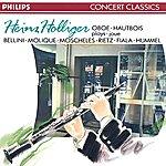 Heinz Holliger Bellini/Molique/Moscheles: Oboe Concertos