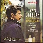 Van Cliburn The World's Favorite Piano Music