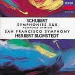 San Francisco Symphony Orchestra Schubert: Symphonies Nos. 5 & 8/Rosamunde Overture