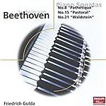 Friedrich Gulda Beethoven: Piano Sonatas Nos. 8, 15, 21, & 22