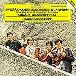 "Hagen Quartett Dvorák: String Quartet No.12 ""American""; Cypresses / Kodály: String Quartet No.2"
