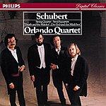 """Orlando Schubert: String Quartet In D Minor """"Death And The Maiden"""""""