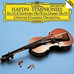 "Orpheus Chamber Orchestra Haydn: Symphonies Nos.53 ""L'impériale"", 73 ""La Chasse"" & 79"