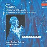 Dame Joan Sutherland Handel: Alcina; Giulio Cesare (3 CDs)