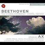 Emanuel Ax Beethoven, Piano Concertos 1-5; Choral Fantasia