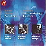Michael Collins Brahms-Schumann-Fruhling: Clarinet Trios