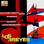 Los Tres Reyes Vintage México No. 138 - Ep: Hernando Avilés, Gilberto Y Raúl Puente