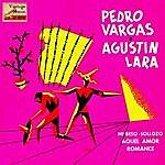 """Pedro Vargas Vintage México Nº 130 - Eps Collectors, """"pedro Vargas Y Agustín Lara"""""""