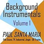 Paul Santa Maria Background Instrumentals Volume 1