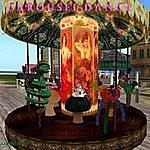 Double U.S. Carousel Dance