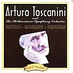 Arturo Toscanini Haydn: Symphony No. 101 - Mozart: Symphony No. 35 - Brahms: Variations