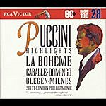 Sir Georg Solti Puccini: Highlights From La Boheme