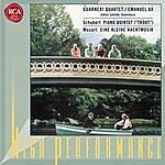 """Emanuel Ax Schubert: Piano Quintet (""""Trout""""); Mozart: Eine Kleine Nachtmusik"""