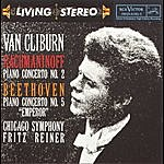 Van Cliburn Rachmaninoff / Beethoven: Piano Concertos