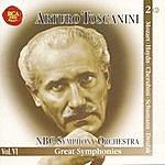 Arturo Toscanini Great Symphonies