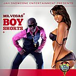 Mr. Vegas Boy Shorts