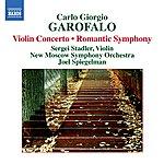 Joel Spiegelman Garofalo: Violin Concerto - Romantic Symphony