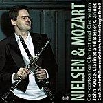John Kruse Nielsen: Clarinet Concerto, Op. 57 - Mozart: Clarinet Conceto, K. 622