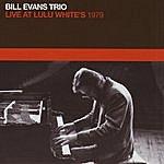 Bill Evans Trio Live At Lulu White's 1979