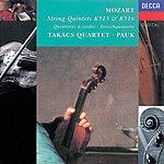 Takács Quartet Mozart: String Quintet Nos. 2 & 3, K.515 & K.516
