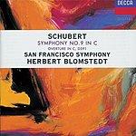 San Francisco Symphony Orchestra Schubert: Symphony No.9; Overture In C
