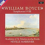Academy Of St. Martin-In-The-Fields Boyce: Symphonies Nos. 1-8