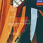 Jard Van Nes Berio: Formazioni; Folk Songs; Sinfonia