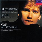 Olli Mustonen Bach, J.S.: Violin Concerto In E/Beethoven: Violin Concerto (Transcribed For Keyboard)