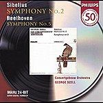 Royal Concertgebouw Orchestra Beethoven: Symphony No.5 / Sibelius: Symphony No.2