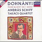 András Schiff Dohnányi: Piano Quintet/Piano Sextet