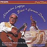 """Alexandre Lagoya Bizet / Albéniz / Lagoya / Tárrega: Carmen Dances / Asturias / Variations Sur """"Jeux Interdits"""""""
