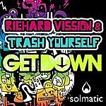 Richard Vission Get Down (5-Track Maxi-Single)
