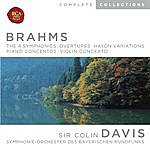 Gerhard Oppitz Brahms: Symphonies; Overtures; Haydn Variations; Piano Concertos; Violin Concerto