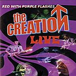 The Creation Red With Purple Flashes - The Creation Live