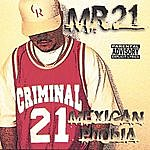 Mr. 21 Mexican Phobia