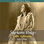 Lotte Lehmann Great Opera Singers / Soprano Arias / 1935 - 1949
