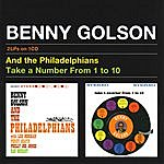Benny Golson Benny Golson And The Philadelphians & Take A Number From 1 To 10