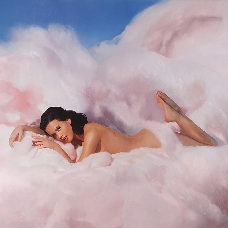 Cover Art: Teenage Dream (Edited)