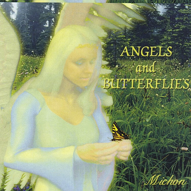 Cover Art: Angels And Butterflies