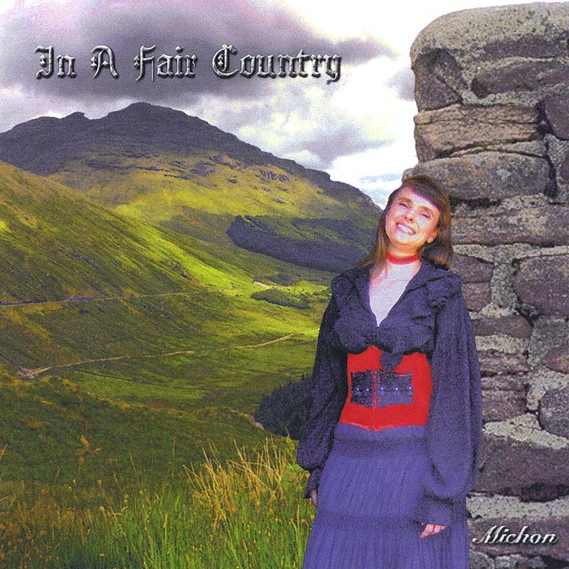 Cover Art: In A Fair Country