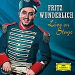 Fritz Wunderlich Fritz Wunderlich - Live On Stage