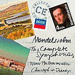 Christoph Von Dohnanyi Mendelssohn: The Complete Symphonies