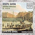 Sigiswald Kuijken Haydn - Sym. 93, 94 & 95