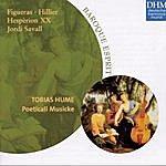 Jordi Savall Hume: Poeticall Musicke