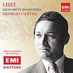György Cziffra Liszt: 7 Hungarian Rhapsodies