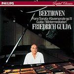 Friedrich Gulda Beethoven: Piano Sonata Op.111 / Gulda: Wintermeditation