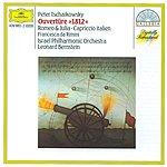 "Israel Philharmonic Orchestra Tchaikovsky: Overture ""1812""; Romeo And Juliet; Capriccio Italien"