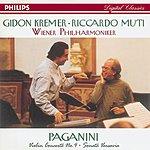 Gidon Kremer Paganini: Violin Concerto No.4/Suonata Varsavia