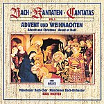 Münchener Bach-Orchester Bach, J.S.: Advent And Christmas (Vol. 1) (4 Cd's)